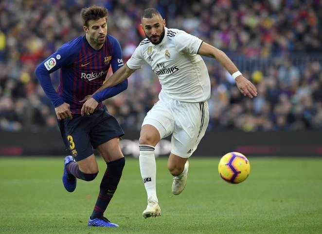 Erstmals seit 2007 findet ein Clasico statt, ohne dass Lionel Messi und Cristiano Ronaldo im Spieltagskader des FC Barcelona und von Real Madrid stehen. Es sollte am Ende dennoch ein denkwürdiges Duell der Erzrivalen werden