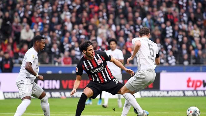 Der FC Bayern trifft im Halbfinale des DFB-Pokals auf Eintracht Frankfurt