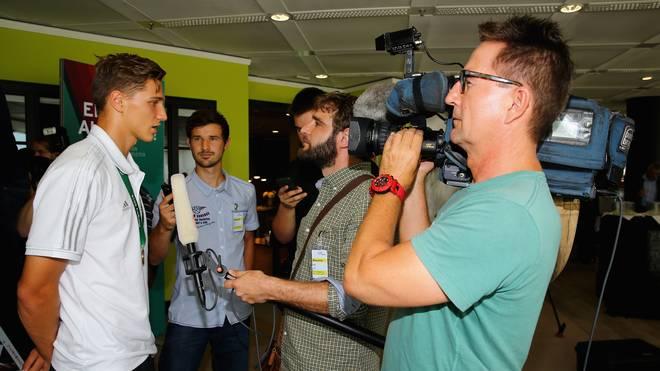 Germany U19 European Champions Welcome Home Reception