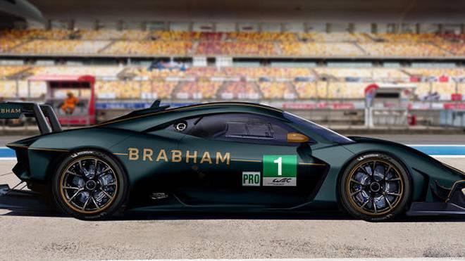 Brabham will in die GTE-Klasse der WEC einsteigen