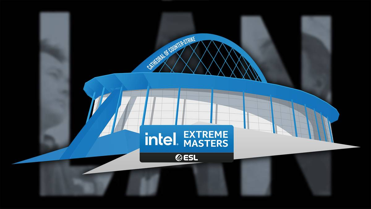 Intel Extreme Masters Cologne wird LAN-Event