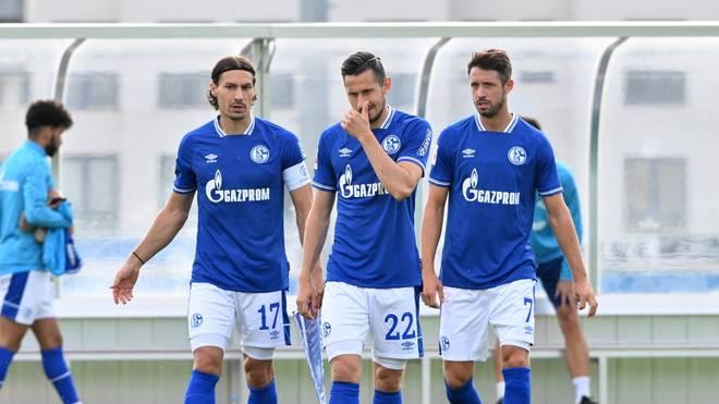 Schalke 04 war bei den bisherigen Tests nicht sonderlich erfolgreich