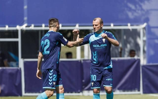 Roman Sosulja spielt seit 2017 bei Albacete Balompie
