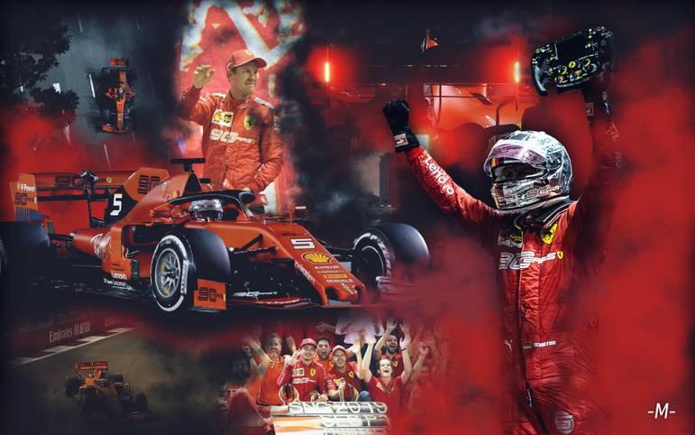 Beim Großen Preis von Singapur gelingt Sebastian Vettel der erste Sieg seit mehr als einem Jahr. Die internationalen Medien sind begeistert von der Wiederauferstehung des Deutschen, doch verschweigen auch die Unzufriedenheit von Charles Leclerc nicht. SPORT1 fasst die Pressestimmen zusammen