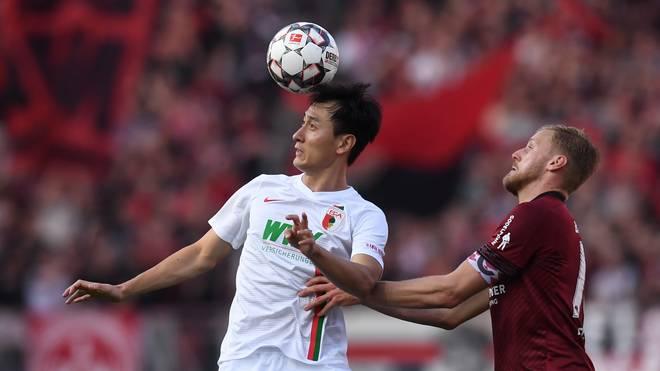 Dong-Won Ji wechselt vom FC Augsburg zum FSV Mainz