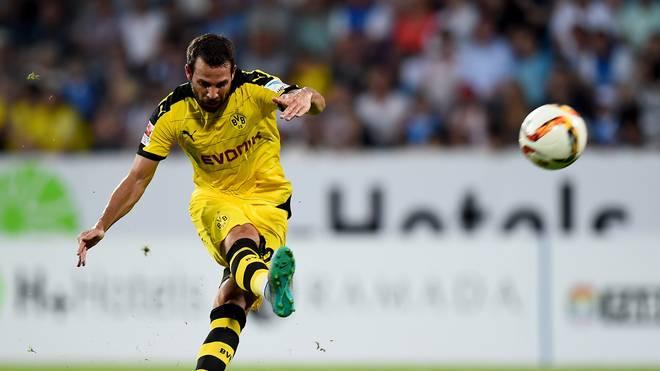 Gonzalo Castro von Borussia Dortmund im Testspiel gegen den VfL Bochum