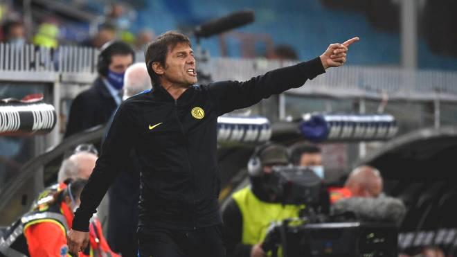 Antonio Conte ist seit Juni 2019 Trainer von Inter Mailand