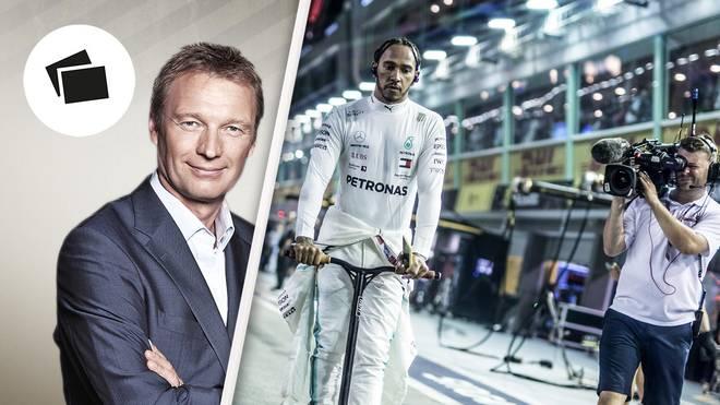 Peter Kohl hört bei Mercedes und Lewis Hamilton die Alarmglocken schrillen