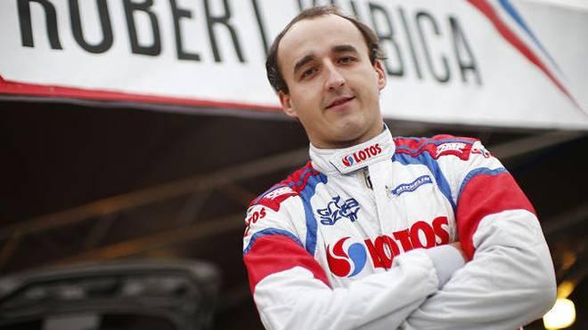 Kubica nimmt seine zweite WRC-Saison unter neuen Voraussetzungen in Angriff