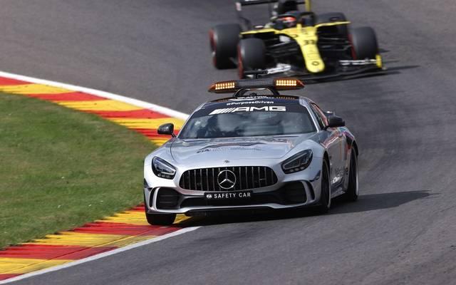 Safety Car Formel 1: SPORT1 erklärt die Aufgaben & Besonderheiten
