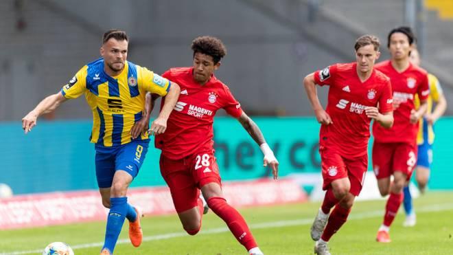 Der FC Bayern II patzt im Top-Spiel gegen Braunschweig