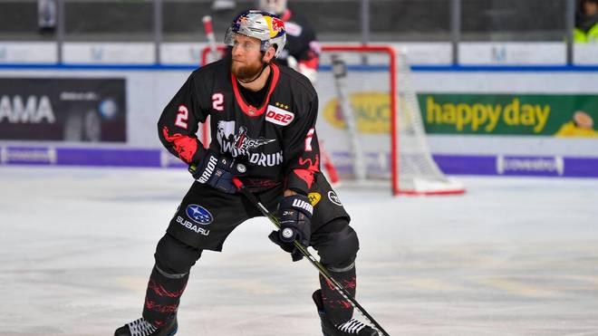 Andrew Bodnarchuk spielte in den vergangenen beiden Jahren beim EHC Red Bull München