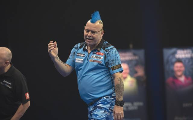 Peter Wright wurde 2020 PDC-Weltmeister