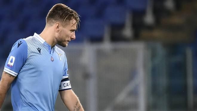Lazio Rom: Ciro Immobile wurde bereits positiv getestet