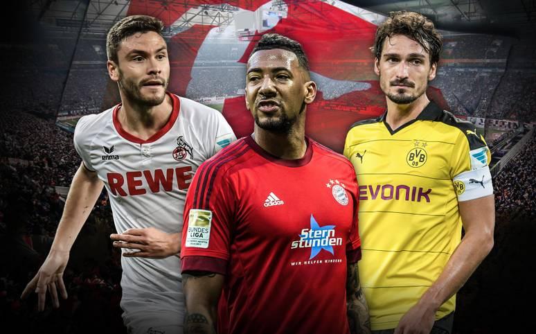Der FC Bayern hat die wenigsten Gegentore - im Noten-Ranking des Daten-Dienstleisters Deltatre für SPORT1 haben Jerome Boateng und Kollegen aber klar das Nachsehen. Klicken Sie sich durch die Top 10 der notenbesten Abwehrspieler mit mindestens zehn Einsätzen in der Hinrunde