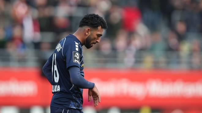 Mohamed Gouaida und Waldhof Mannheim sind derzeit in der 3. Liga zum Nichtstun verdammt