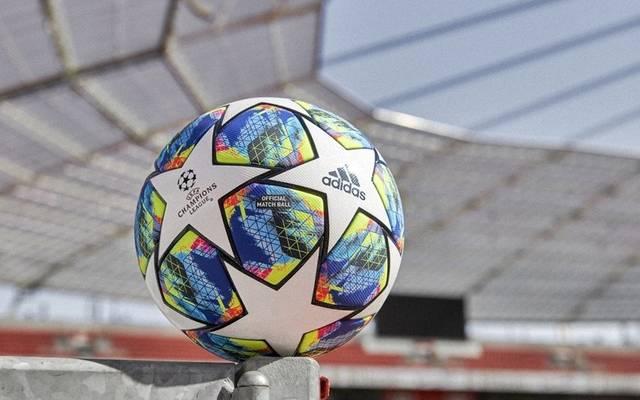 Der neue Champions-League-Ball ist nur für die Gruppenphase vorgesehen