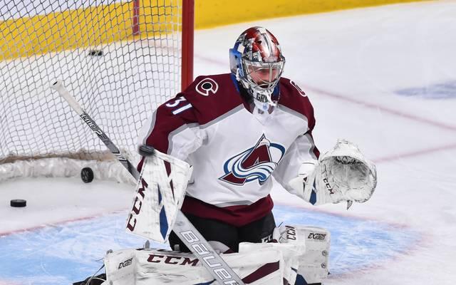 Philipp Grubauer verliert mit Colorado Avalanche gegen Minnesota Wild