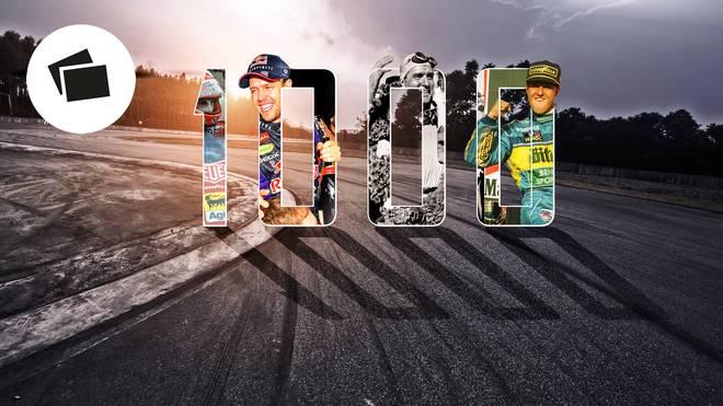 In Shanghai steht das 1.000 Rennen der Formel 1 auf dem Programm