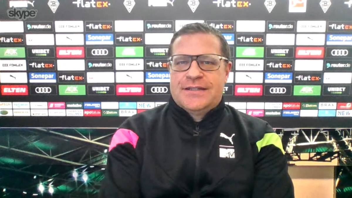 Im CHECK24 Doppelpass spricht Gladbachs Sportdirektor Max Eberl über eine mögliche vorzeitige Trennung von Marco Rose und erklärt, wie er die neuerliche Trainersuche angehen will.