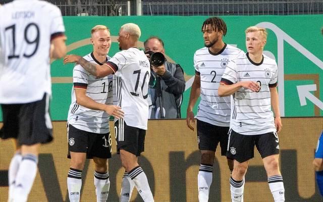 Die deutsche U21 kämpft um die EM-Quali