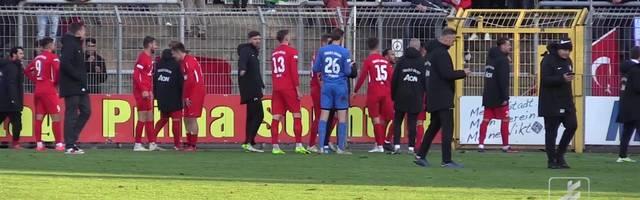 Fußball / Regionalliga Bayern