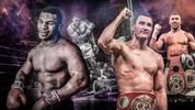 Boxen: Die größten Schwergewichts-Boxer aller Zeiten mit Anthony Joshua, Klitschko, Muhammad Ali, Mike Tyson