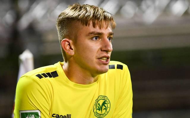 Sinan Kurt wurde auch im Trikot des SV Straelen nicht glücklich