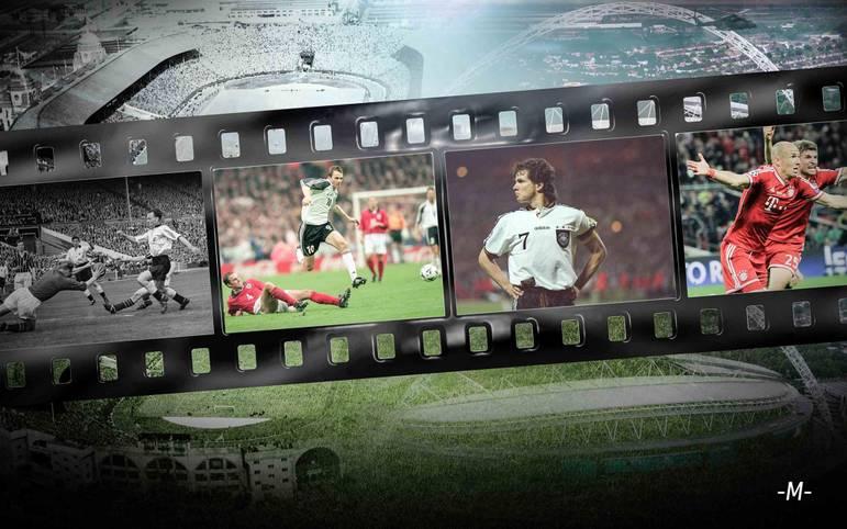 Vor zwölf Jahren fügte Deutschland England die erste Niederlage im neuen Wembley-Stadion zu. Eine echte Kultstätte, vor allem für deutsche Teams