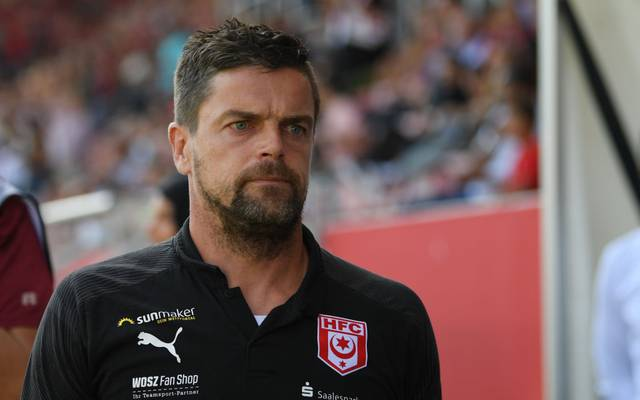 HFC-Coach Torsten Ziegner hofft auf ein Wiederholungsspiel