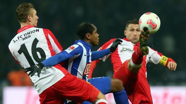 Hertha BSC v Union Berlin - 2. Bundesliga