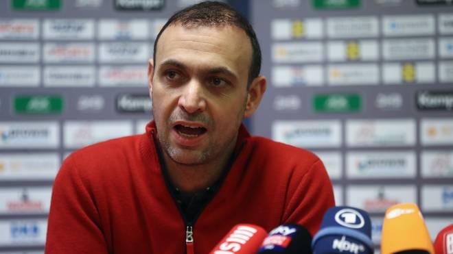 Bob Hanning fordert vom DHB-Team einen Sieg gegen Tschechien