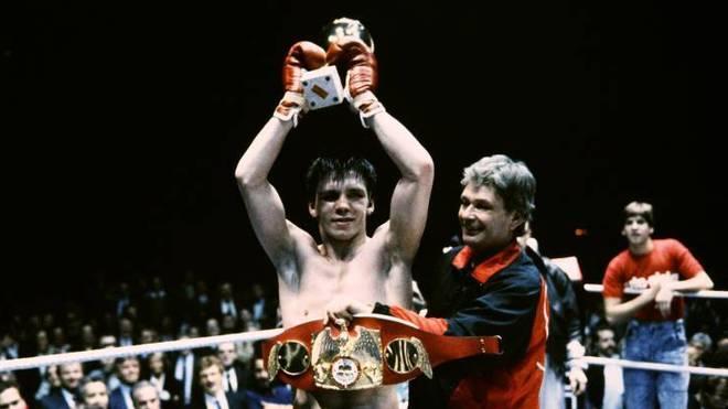 Graciano Rocchigiani wurde 1998 gegen Vincent Boulware Weltmeister