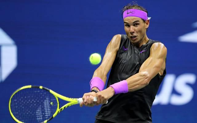 Rafael Nadal will ins Finale der US Open
