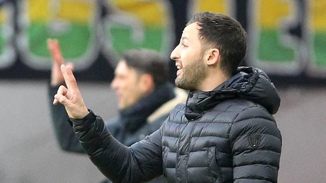 Domenico Tedesco wurde vom Sportgericht des DFB verurteilt