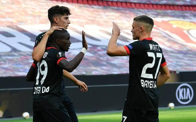 Florian Wirtz (r.) ist Gewinner in der U17-Kategorie, Havertz gewann 2018 bei der U19