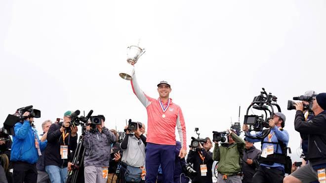 Gary Woodland gewann die US Open