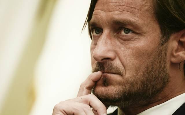 Totti gründete vor einem Jahr eine Spieleragentur