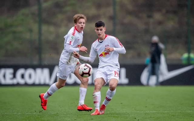 RB Leipzig trifft im Finale des U19-Pokals auf den Nachwuchs des VfB Stuttgart