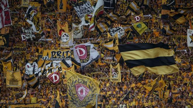 Gegen zwei Ordner von Dynamo Dresden wird ermittelt
