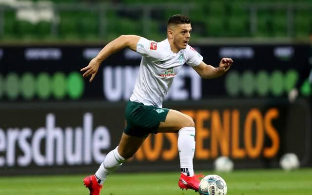 Milot Rashica schaffte mit Werder Bremen den Klassenerhalt