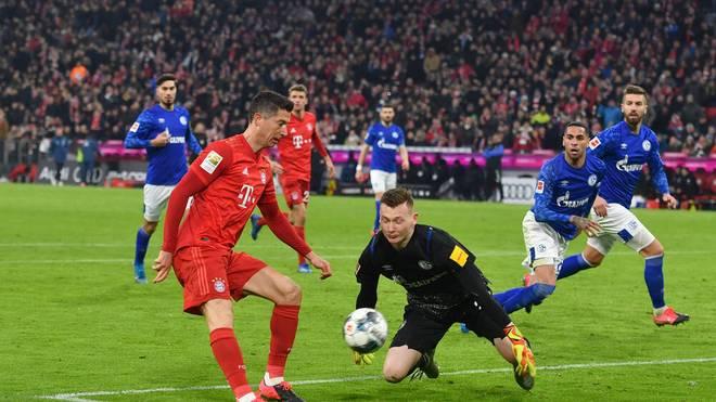 Bayern empfängt Schalke zum Auftakt vor leeren Rängen