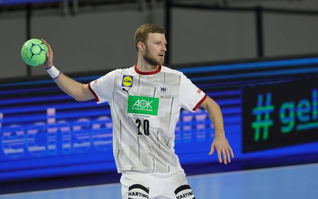 Philipp Weber (Foto) möchte unbedingt bei Olympia mitmachen