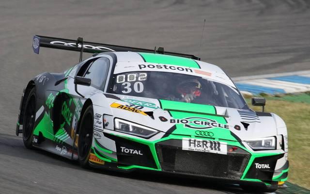 Beim ADAC GT Masters steht das Rennwochenende auf den Sachsenring auf dem Programm
