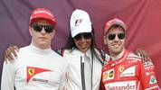 F1 Live In London Takes Over Trafalgar Square - Car Parade