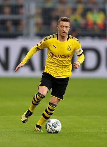 Bereits in seiner Jugend spielte BVB-Star Marco Reus für die Borussia. Nach sieben Jahren in Ahlen und  Mönchengladbach kehrte der 30-Jährige 2012 zu seiner Jugendliebe zurück