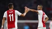 Ajax v SK Sturm Graz - UEFA Champions League Qualifier