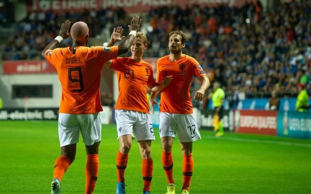 Em Qualifikation Niederlande Siegen Polen Und Osterreich Remis