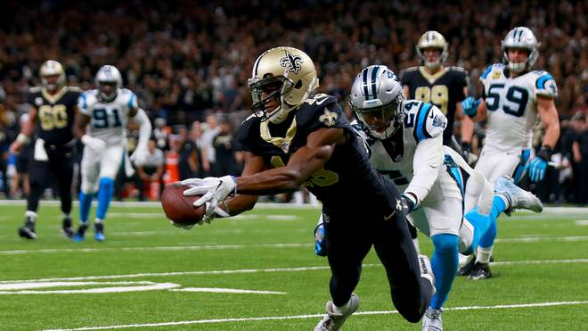 Wild Card Round - Carolina Panthers vs New Orleans Saint
