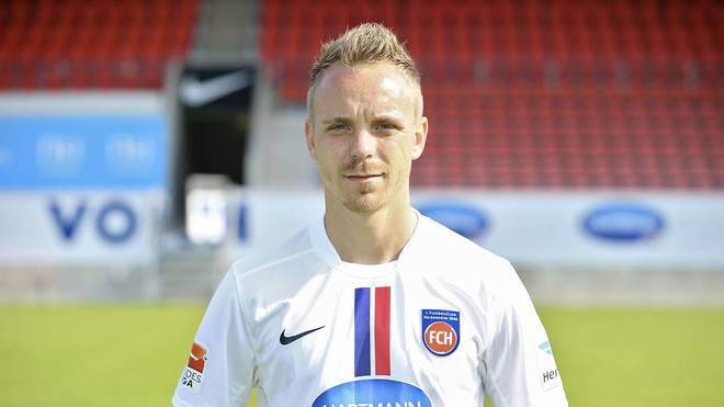 Arne Feick traf für Heidenheim